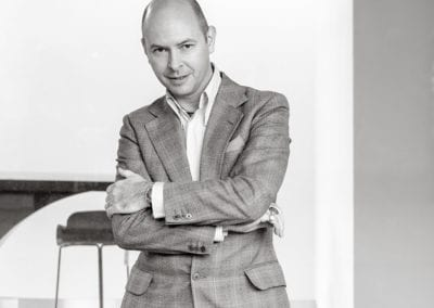 photo of Marc Allum, author of books on antiques